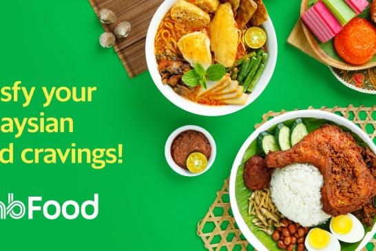 GrabFood Satisfies All Your Local Cravings!