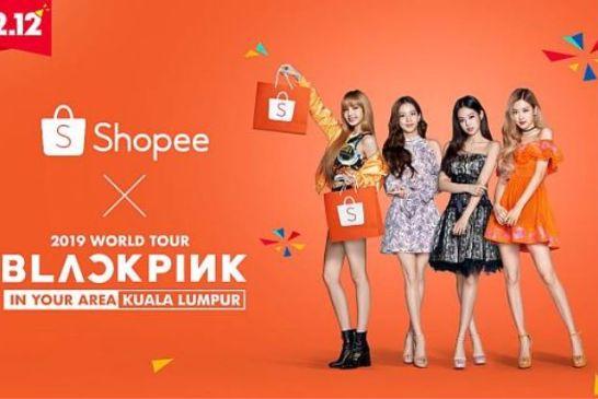 Shopee Malaysia Warns Of BlackPink Concert Scalpers!