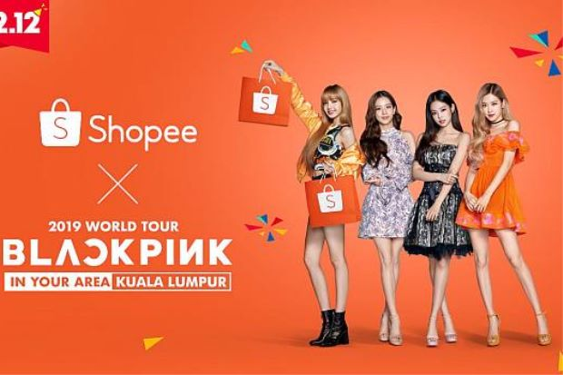 Shopee BlackPink Malaysia Concert 2019