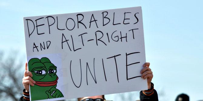Deplorables and Alt Right Unite