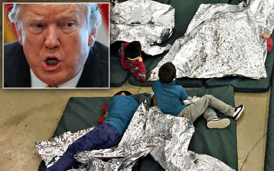 The Trump Child Separation Policy Claims Debunked!