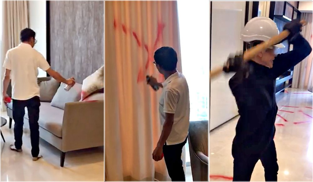 Tropicana The Residences KLCC Gets Trashed By Owner!