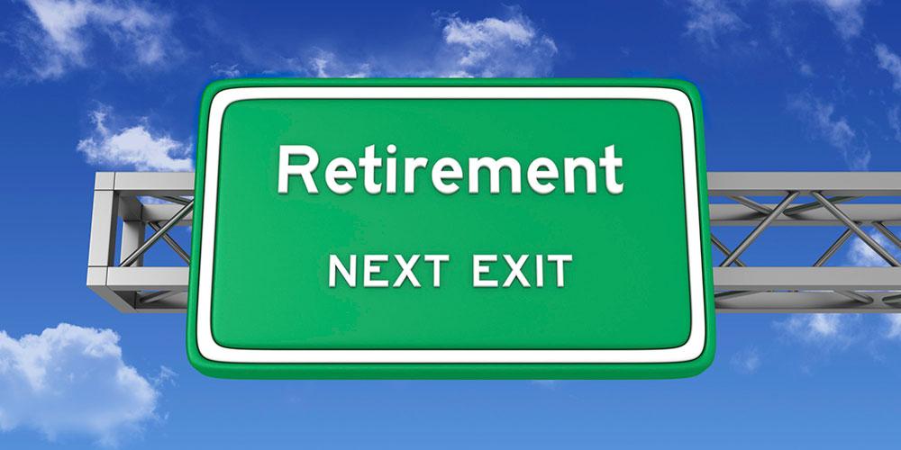 Retirement Next Exit