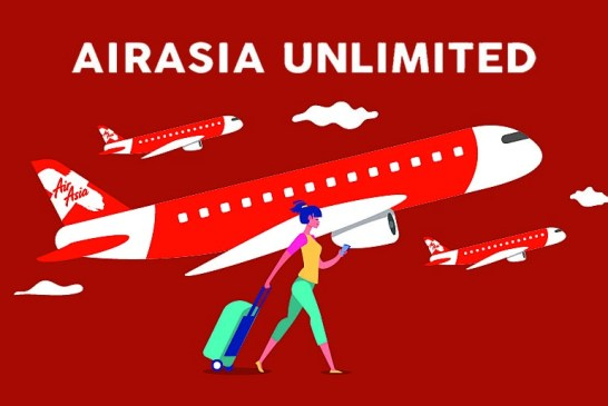 AirAsia Unlimited Pass : Destinations + Embargo Dates!