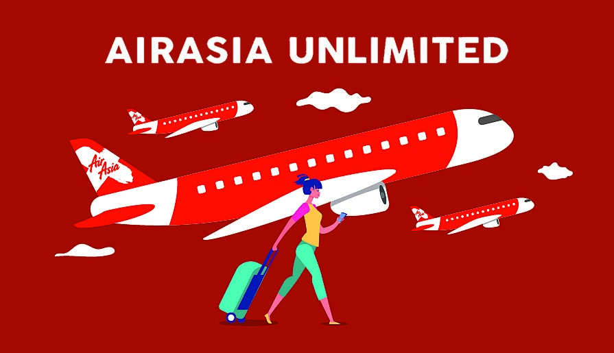 AirAsia Unlimited Pass : How To Plan + Book Your Flights!