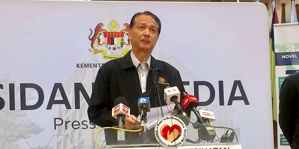 COVID-19 in Malaysia : 4346 Cases, 1830 Healed, 70 Dead
