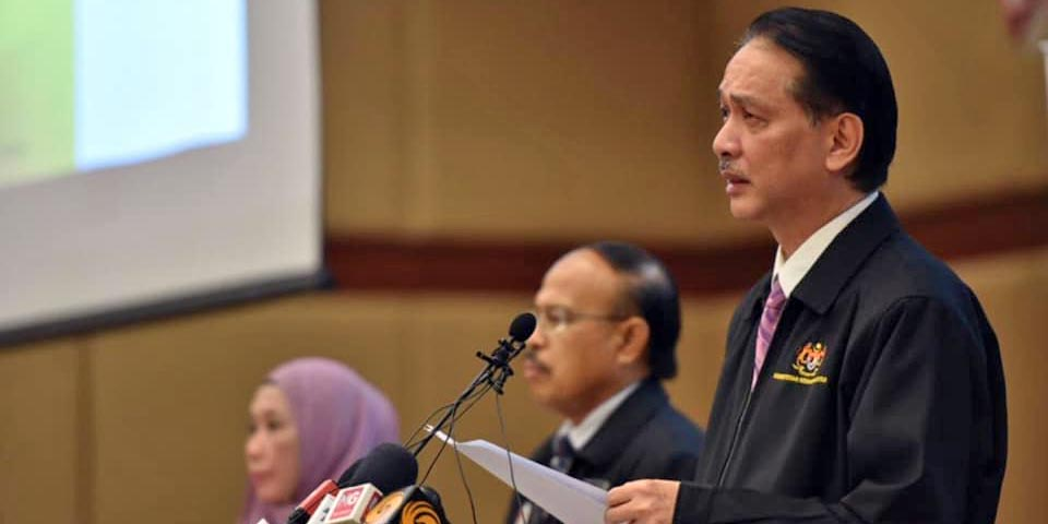 COVID-19 in Malaysia : 5780 Cases, 3862 Healed, 98 Dead