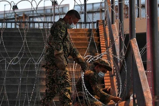 COVID-19 in Malaysia : 6th EMCO Area Locked Down!