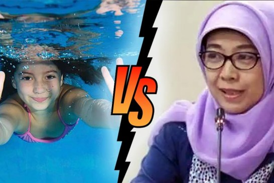 Sitti Hikmawatty Fired Over Sperm In Swimming Pool Claim