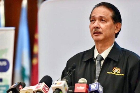 COVID-19 in Malaysia : 6298 Cases, 4413 Healed, 105 Dead