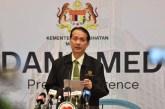 COVID-19 Malaysia : 8572 Cases, 8156 Recovered, 121 Dead