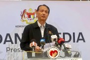 COVID-19 Malaysia : 8639 Cases, 8354 Recovered, 121 Dead