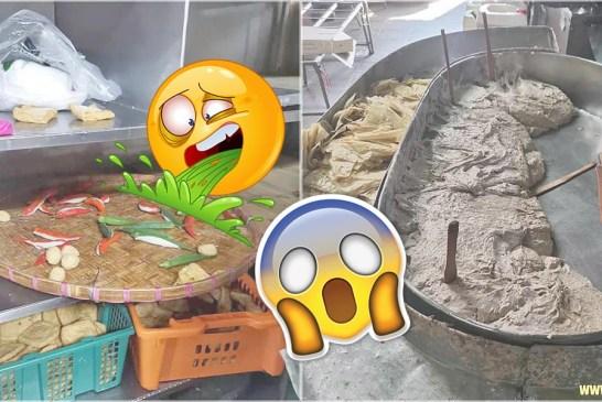 Disgusting Yong Tau Foo Factory Shut Down!