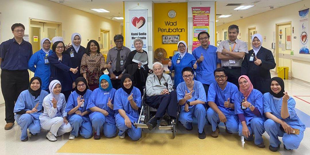 COVID-19 Malaysia : 8640 Cases, 8375 Recovered, 121 Dead