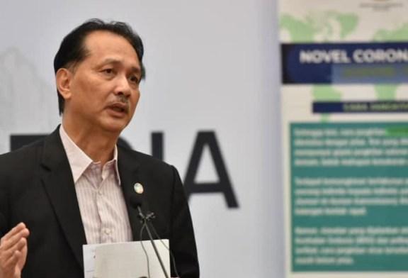 COVID-19 Malaysia : 8725 Cases, 8520 Recovered, 122 Dead