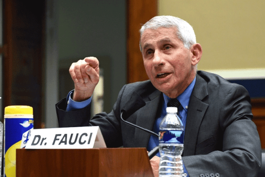 Dr. Fauci Did Not Write COVID-19 Essay, How Dare You?
