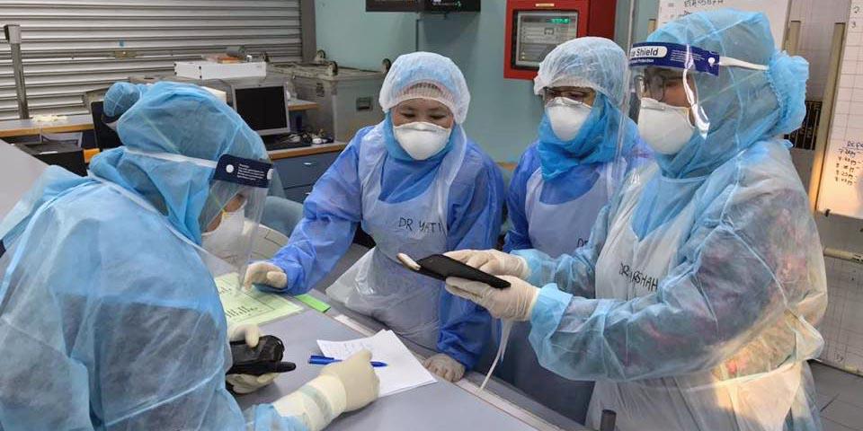 COVID-19 Malaysia : 11,224 Cases, 9967 Healed, 136 Dead