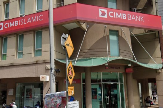 CIMB Kota Damansara : NOT Closed Because Of COVID-19