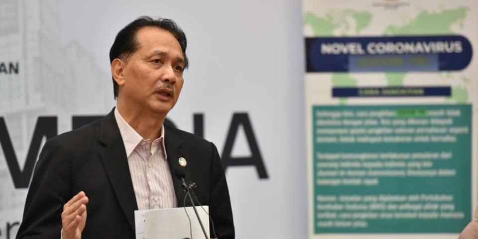 COVID-19 Malaysia : 12813 Cases, 10340 Healed, 137 Dead