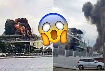 Ann Joo Steel Factory Explodes, Fortunately No Fatalities