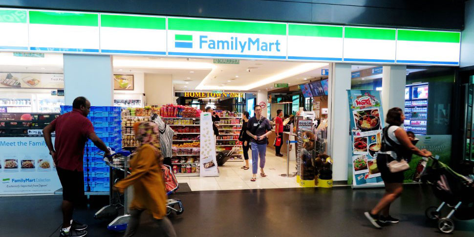 FamilyMart KLIA2 : Reopens After COVID-19 Exposure!