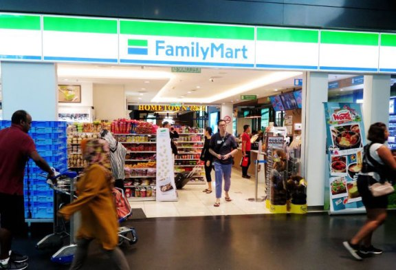 FamilyMart KLIA2 : Reopens After COVID-19 Exposure!
