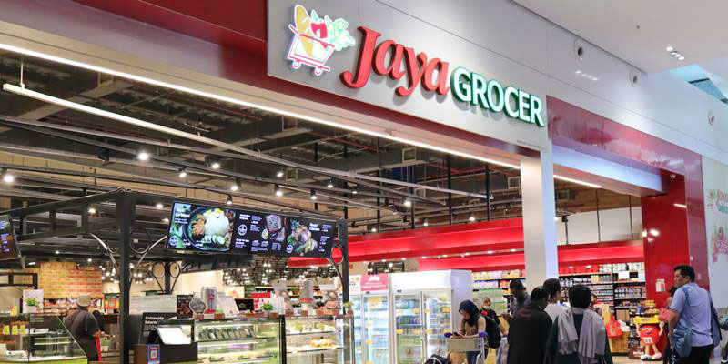 Jaya Grocer KLIA2 : 3rd Outlet Closed After COVID-19 Cases!