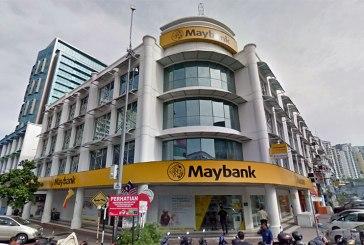 Maybank Bandar Puteri Puchong : Closed After COVID-19 Exposure