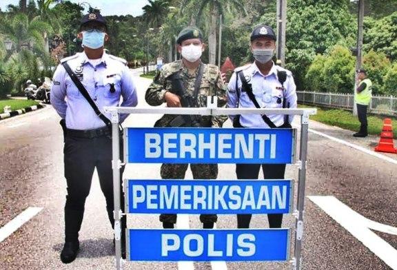 KL, Selangor, Putrajaya CMCO : Cross-State Travel SOP