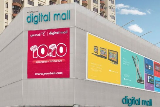 PJ Digital Mall Closed For Cleaning After COVID-19 Exposure!