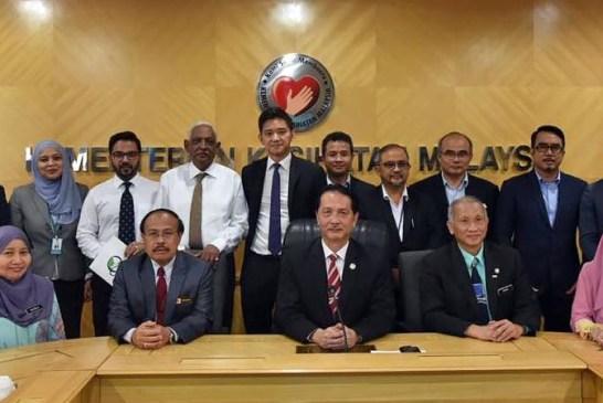 COVID-19 Malaysia : 32505 Cases, 22220 Healed, 249 Dead