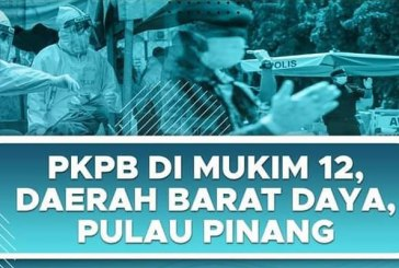 Bayan Lepas in Penang : CMCO / PKPB on 6 November!
