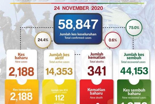 Malaysia COVID-19 2020-11-24 cases 01