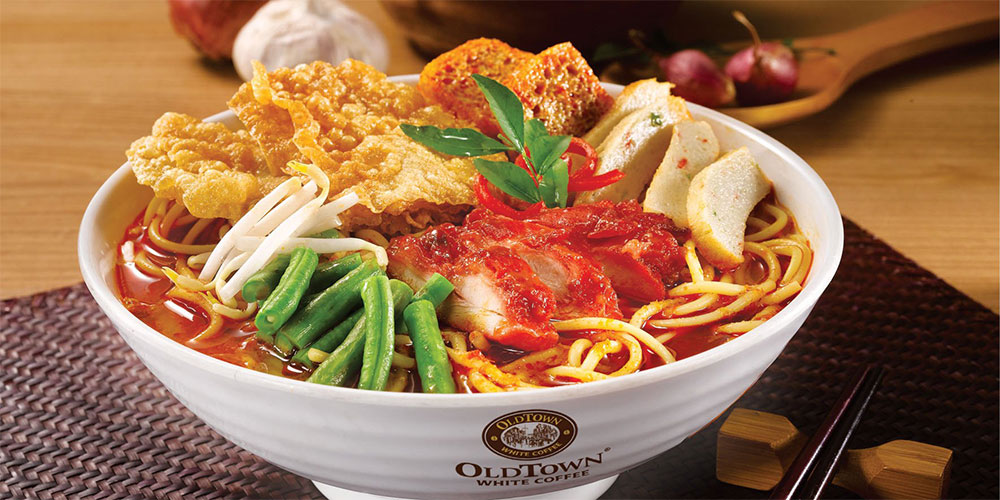 Did Old Town White Coffee Use PORK In Curry Mee?