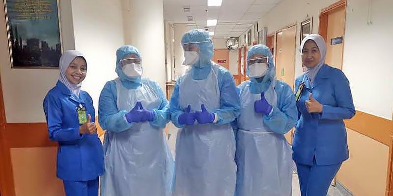 COVID-19 Malaysia : 105096 Cases, 84411 Healed, 452 Dead