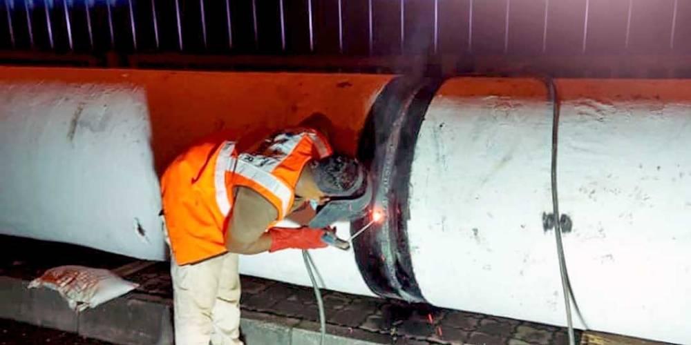 Air Selangor : DU Pipe Repair To Complete On 31 December!