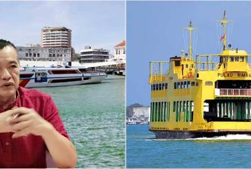 The Penang Ferry Lives On... A While Longer!