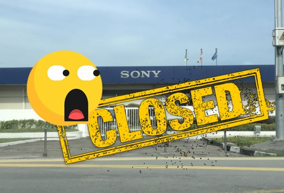 End Of An Era : Sony To Shut Down Penang Facility!