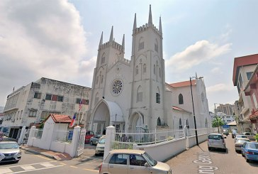 St Francis Xavier Church Melaka Priest Positive For COVID-19!