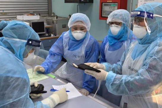 COVID-19 Malaysia: 151066 Cases, 115227 Healed, 586 Dead
