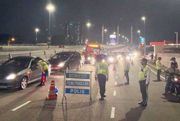PDRM Will Close These 7 Petaling Jaya Roads During MCO!