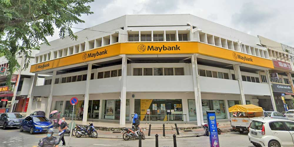 Maybank TTDI : Closed After COVID-19 Exposure!