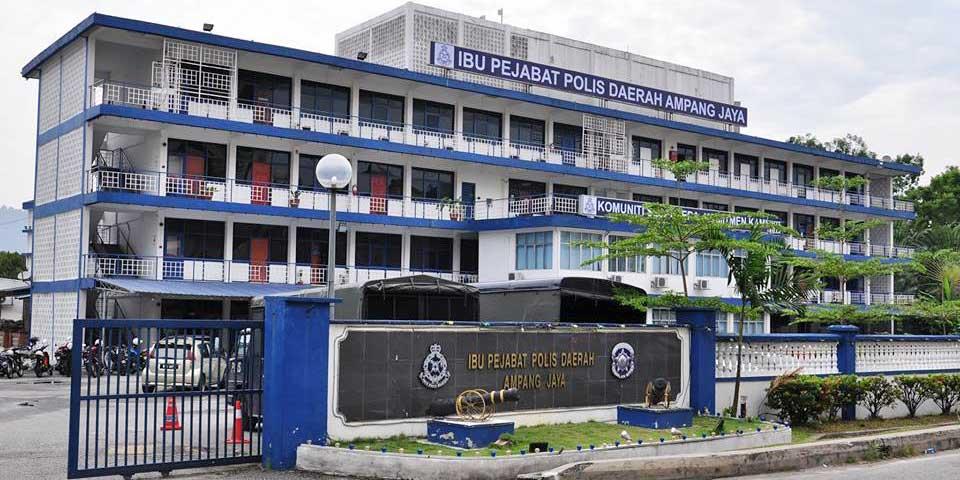 Ampang Jaya Police HQ Closed After COVID-19 Exposure!