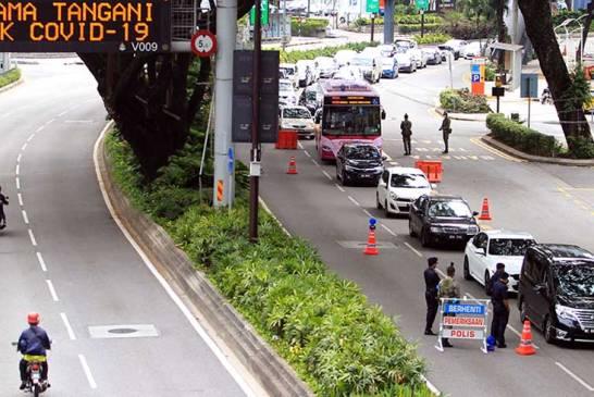 KL, Selangor, Putrajaya District List : Stay In Or Get Fined!