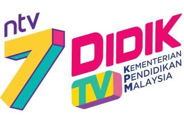 Goodbye, ntv7 ... and hello, DidikTV KPM!
