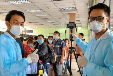 COVID-19 in Malaysia : 342885 Cases, 327406 Discharged, 1260 Dead
