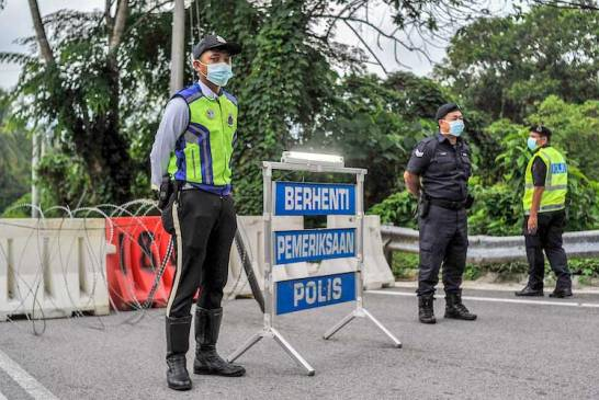 Pahang, Kelantan, Terengganu District List : Stay Inside!