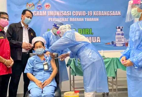 COVID-19 in Malaysia : 353329 Cases, 337868 Discharged, 1300 Dead