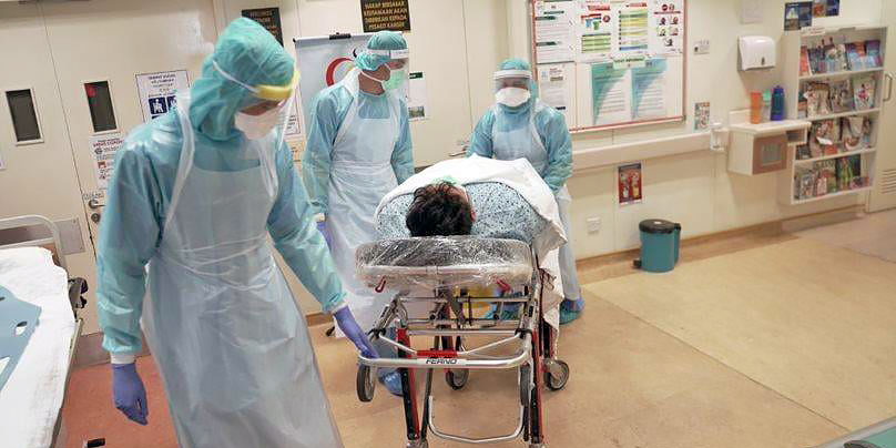 COVID-19 in Malaysia : 367977 Cases, 349039 Discharged, 1363 Dead