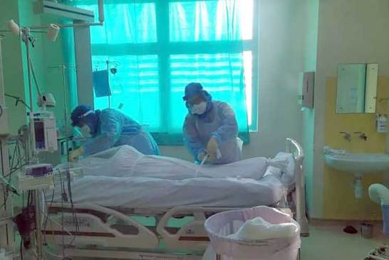 COVID-19 in Malaysia : 587165 Cases, 501898 Discharged, 2993 Dead